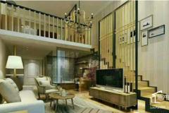 挑高公寓楼中楼买一赠一,百变空间45至89